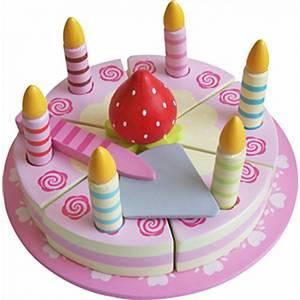 Bilde av Bursdagskake med lys i tre